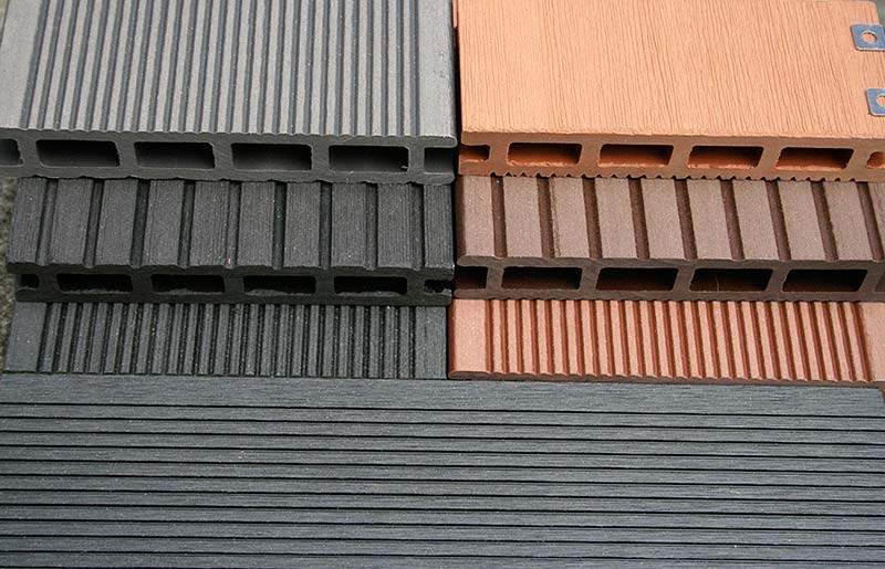 Plastivan composite decking boards